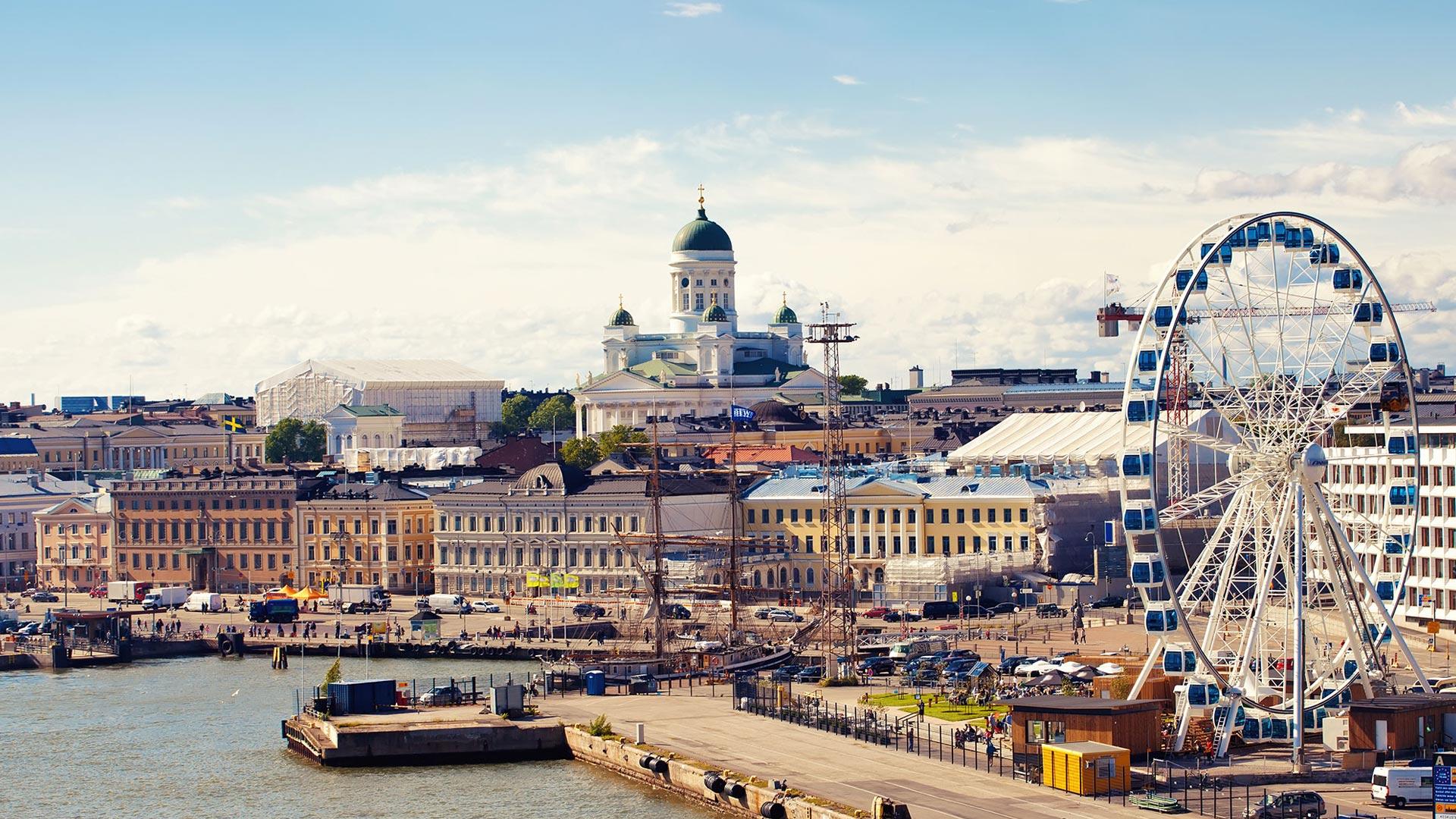 Baltic Capitals Norwegian Getaway Let S Go Tours