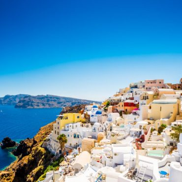 Summer in Greek Islands