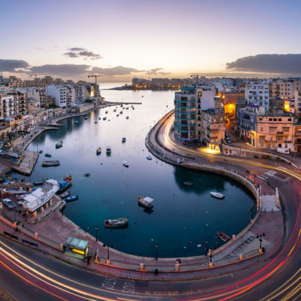 Packages to Malta from Cyprus