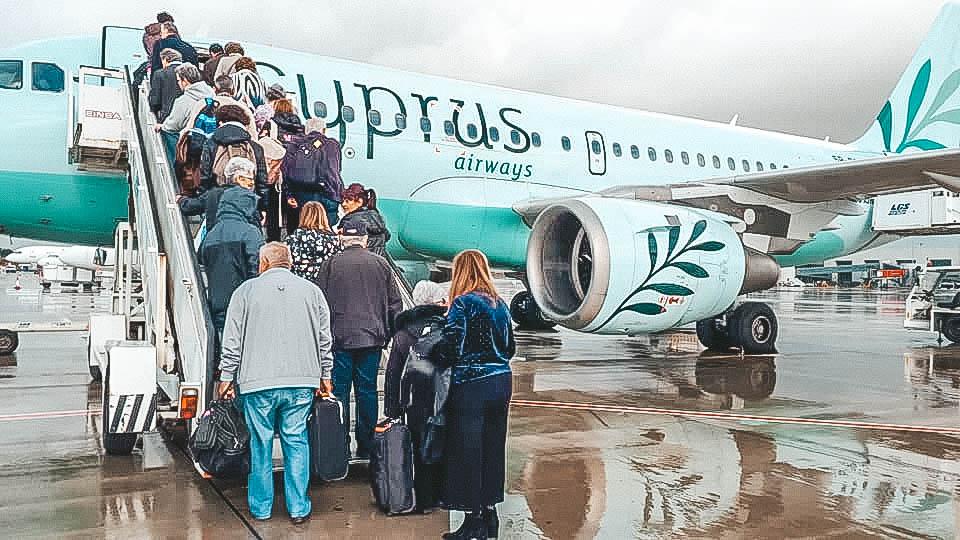 Flights Larnaca Beirut with Cyprus Airways