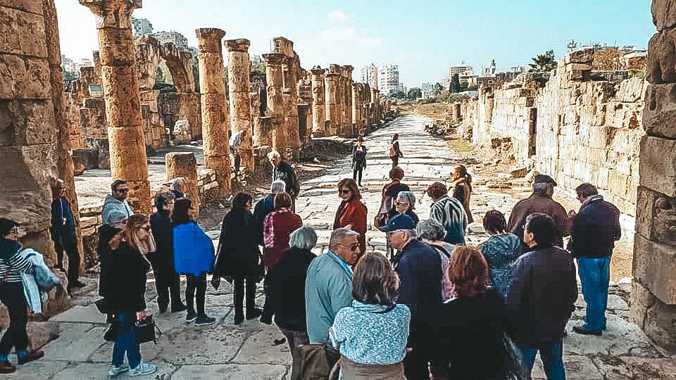 Trip to Beirut