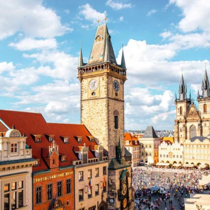 Easter in Prague package from Cyprus